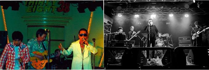 スタンブル・ブルースバンド&GREEN LEAVES